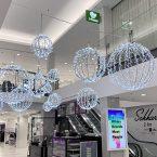 Jouluvalaistus Kauppakeskus Sokkarille
